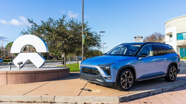 NIO Shares Climb on Strong July Deliveries
