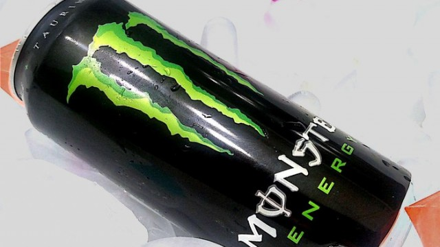 Why Monster Beverage's Stock Jumped 8.6% Higher This Morning