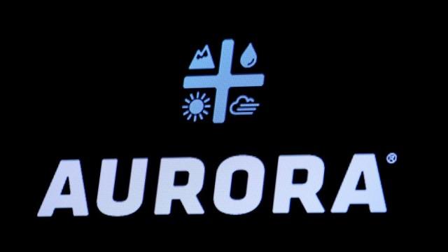 Aurora Cannabis posts smaller core loss on higher pot demand, cost cuts