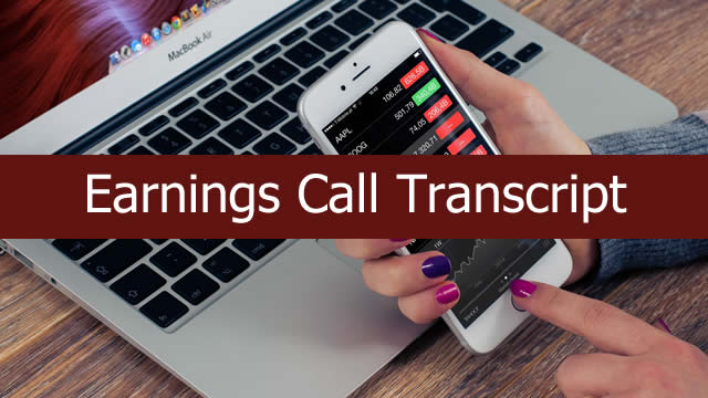 Armstrong Flooring, Inc. (AFI) CEO Larry McWilliams on Q1 2019 Results - Earnings Call Transcript