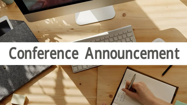Aptinyx to Participate in Upcoming Conferences