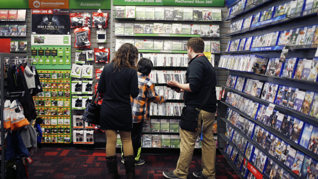 Why GameStop Is Jumping Higher Today