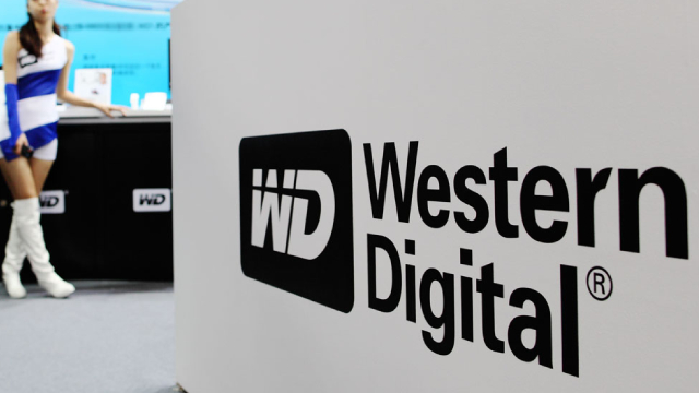 Why Shares of Western Digital Fell 13.4% in October