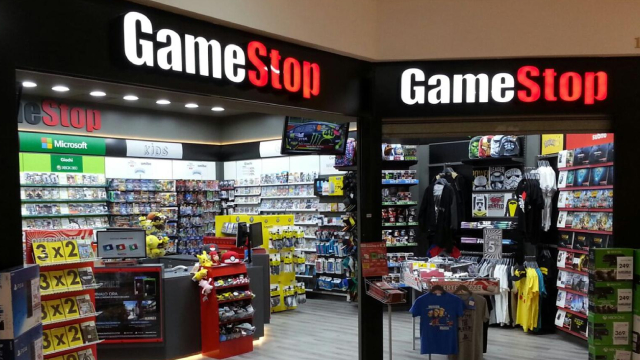 GameStop Stock Is Showing Signs of Weakness as Short-Sellers Lose Interest