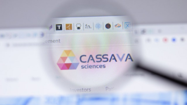 Cassava Sciences stock price forecast for Q3 after shares rally 27%