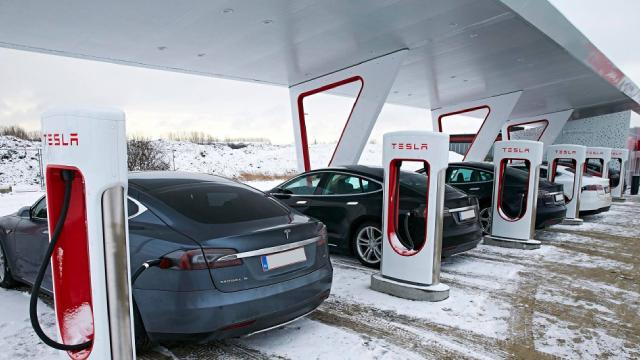 Tesla Cements EV Leadership Through Universal Supercharger Network