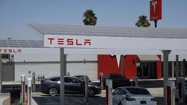 Why Tesla Stock Popped Monday