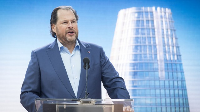 Salesforce Says Up to 60% of Its Employees Will Work From Home Post-Pandemic