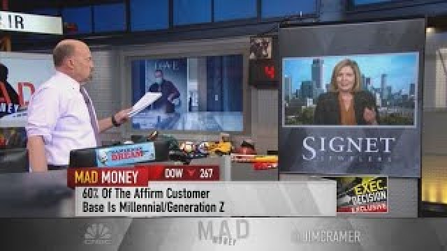 Signet Jewelers CEO on talks company's 'Path to Brilliance' online strategy