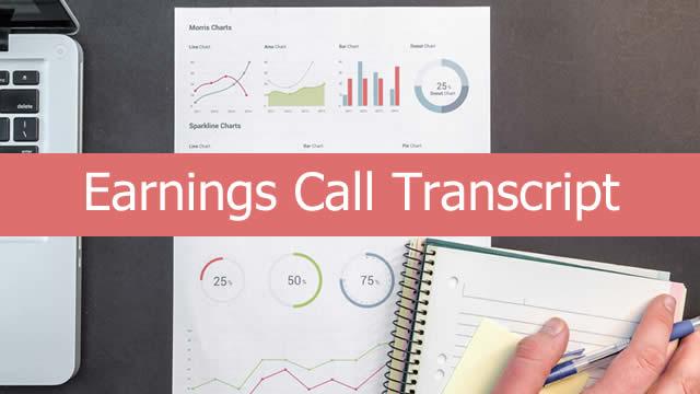 Tower Semiconductor Ltd. (TSEM) CEO Russell Ellwanger on Q2 2021 Results - Earnings Call Transcript
