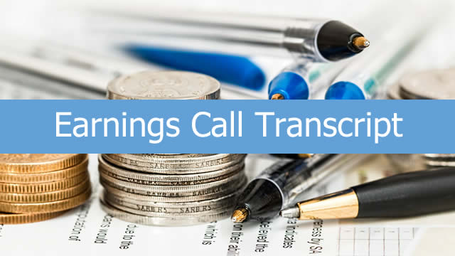 American River Bankshares (AMRB) CEO David Ritchie on Q3 2020 Results - Earnings Call Transcript