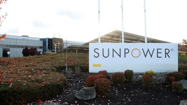 SunPower to separate solar panel unit from storage, shares rise