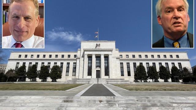 Dallas, Boston Fed presidents announce resignations following controversial stock trades