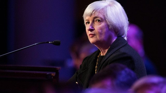 Yellen Warns Treasury Stands To Run Out Of Cash On October 18—Causing 'Serious Harm' To Business
