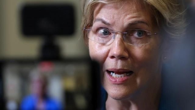 U.S. Senate's Warren calls Powell 'dangerous man' to lead the Fed